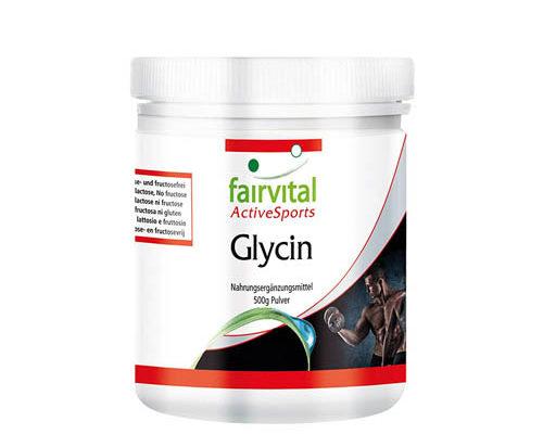 compléments glycine