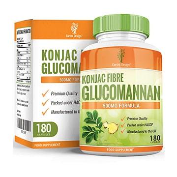 glucomannane