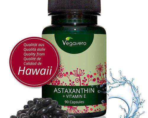 compléments d'astaxanthine