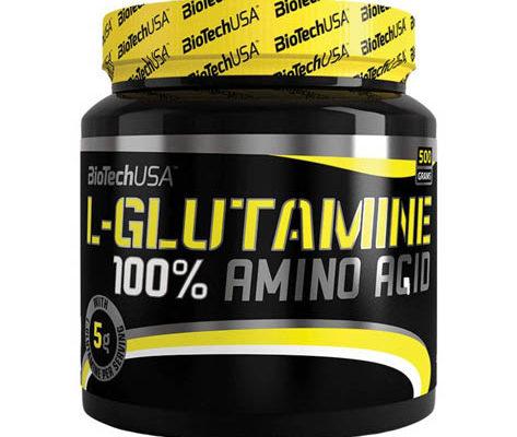 compléments de glutamine