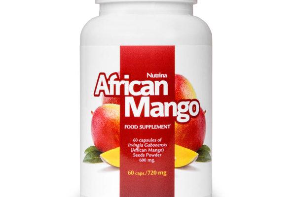 meilleur complément d'African Mango